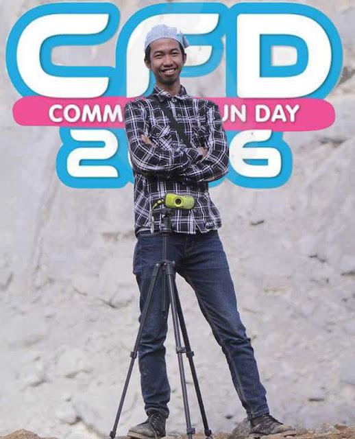 Community Fun Day 2016, Jangan Ngaku Keren Kalau belum Ikut Acara ini