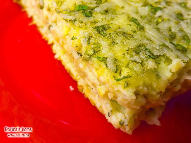 Запеканка из кабачков: простой рецепт