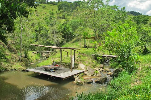 Refúgio das 7 cachoeiras, em São Luiz do Paraitinga