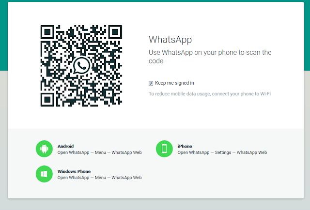 whatsapp ko computer  me kese use kare
