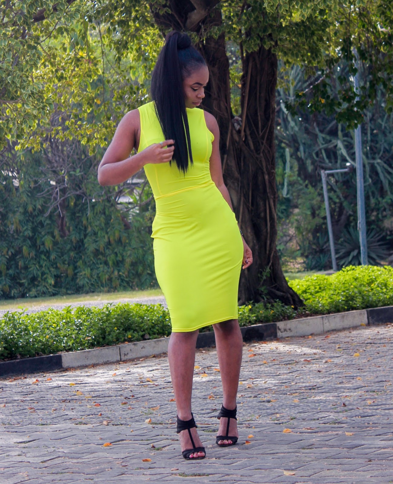 NEON BODYCON