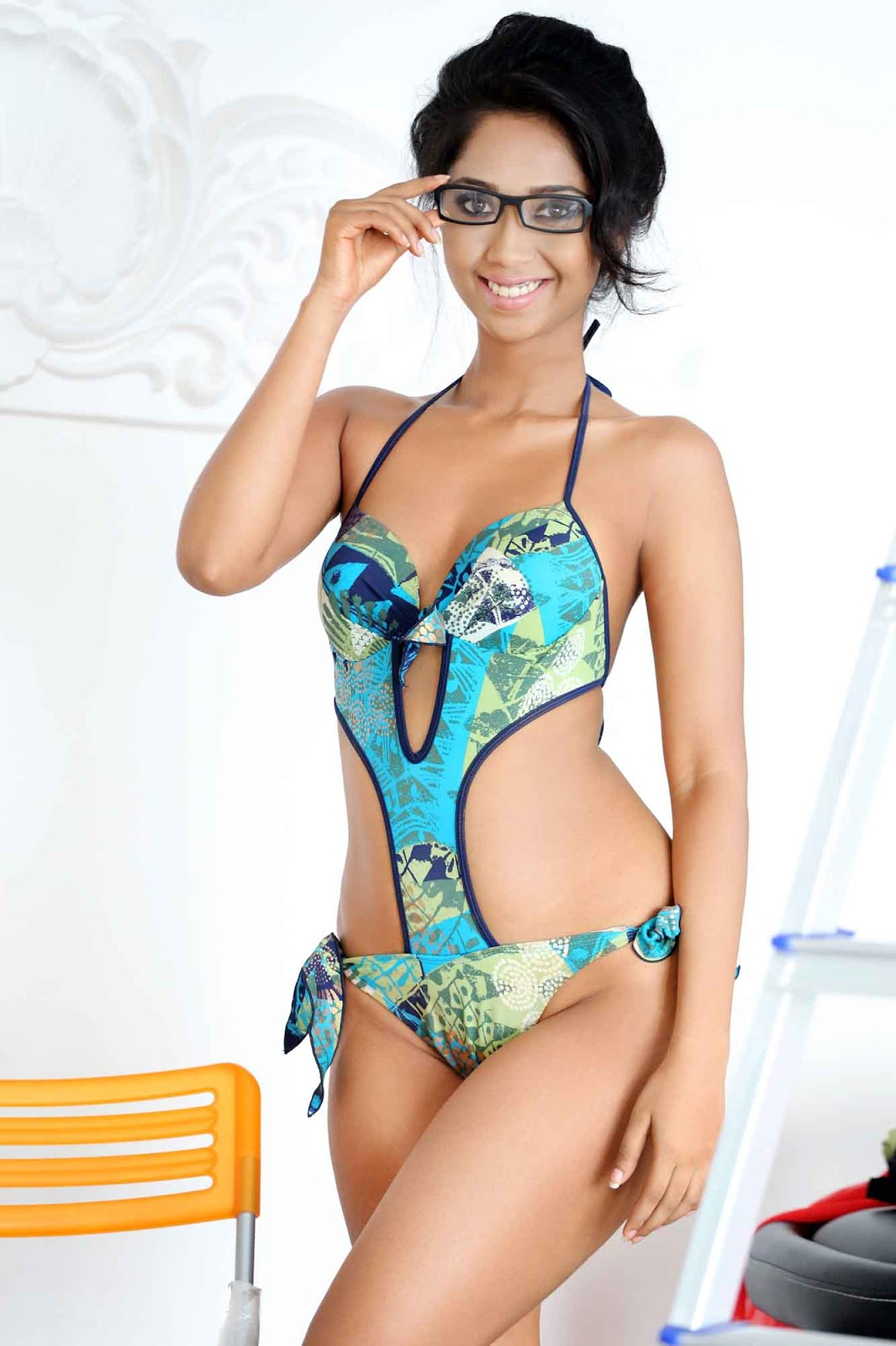 Beautiful hot dress Indian woman