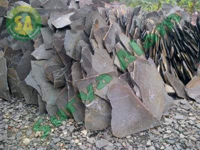 Batu Lempeng Acak