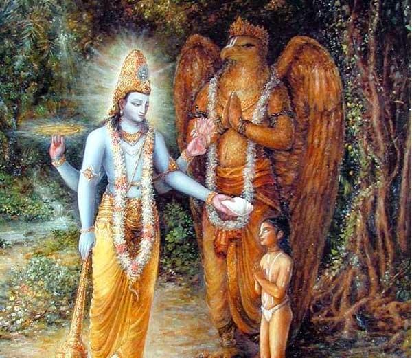 Hindi Stories of Hindu mythological children