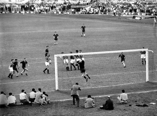 España y Chile en Copa del Mundo Brasil 1950, 29 de junio