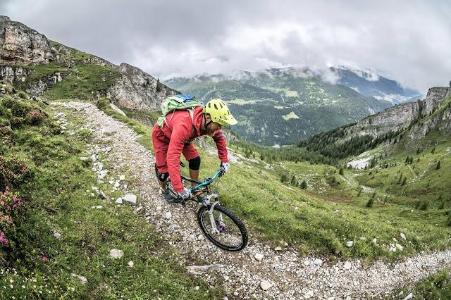 Wolfendorn Flatschjoch Sterzing MTB Tour Mountainbike