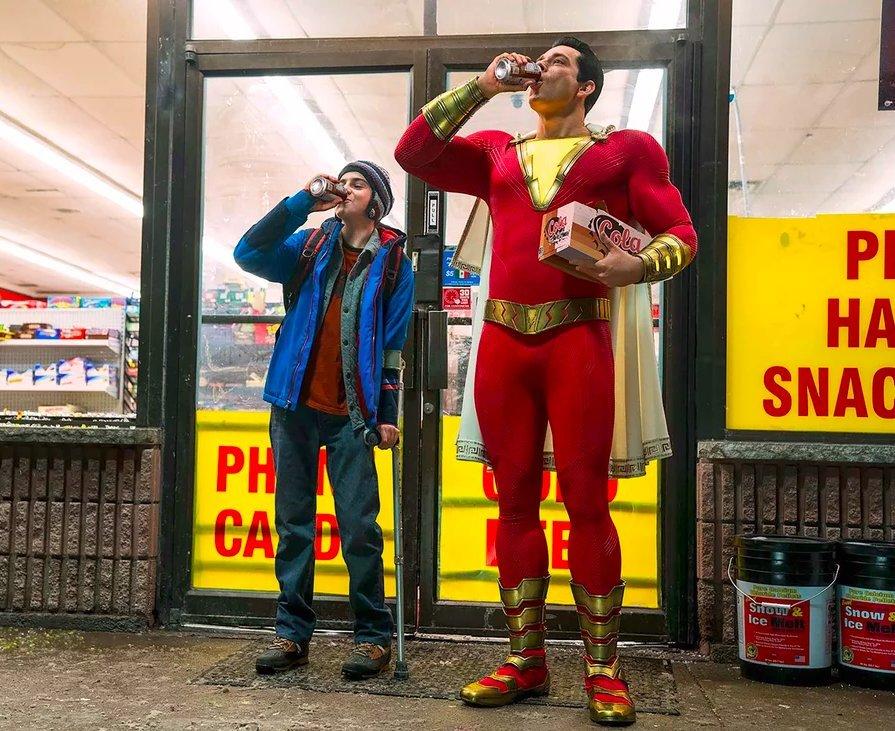 Watch Shazam! (2019) FULL MOVIE Online Strem English HD