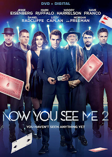 Los Ilusionistas 2/Now You See Me 2