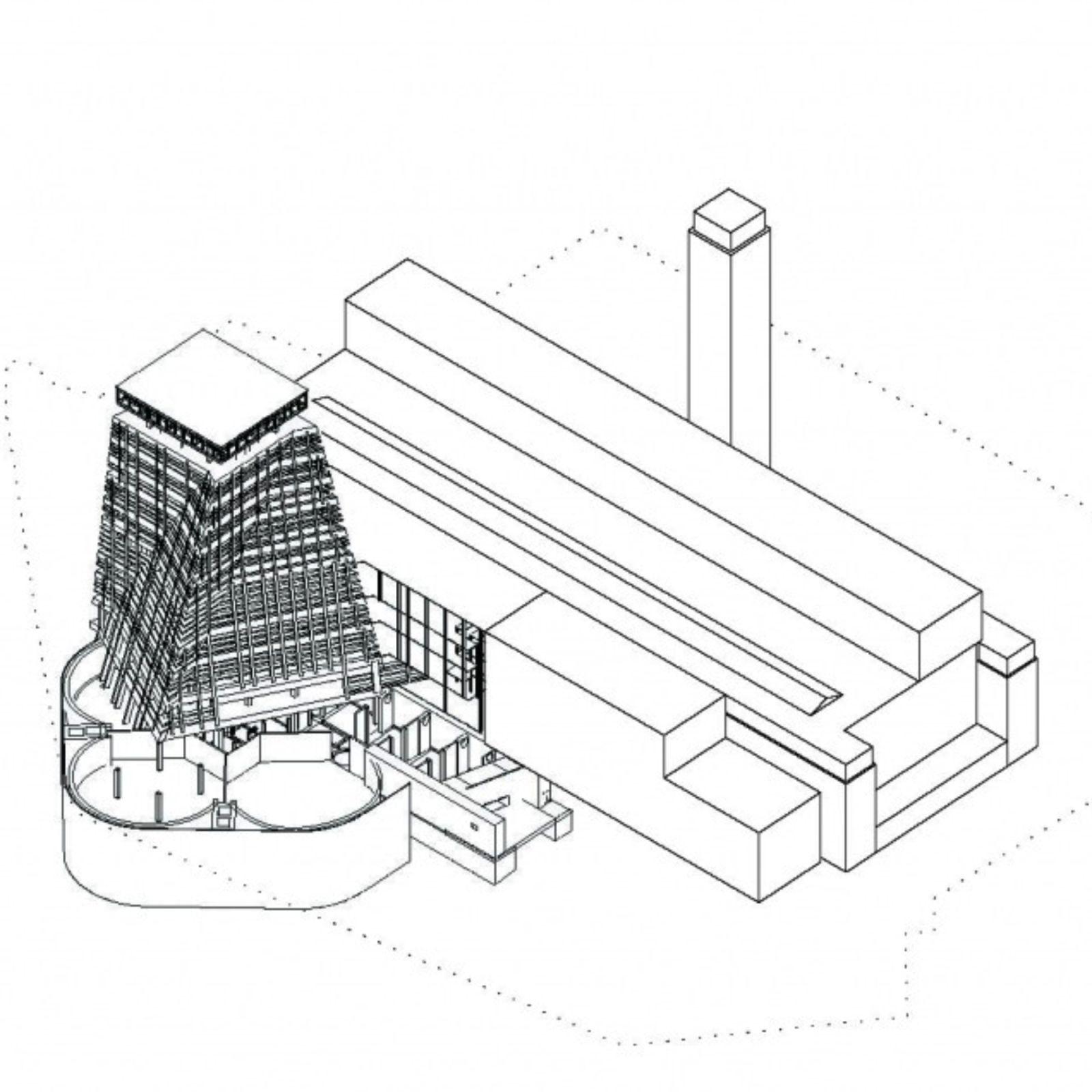 Drica Ampliacion De La Tate Modern