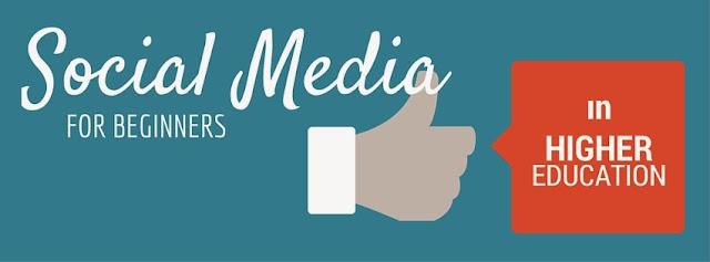 Social Media for Beginners in Higher Education