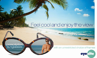 Prescription Sunglasses Advertising Concepts