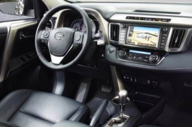 2018 Toyota RAV4 Concept Price Rumors