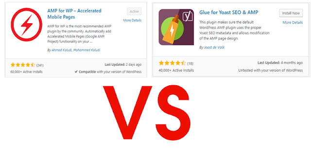 Glue for Yoast SEO AMP vs Accelerated Mobile Pages