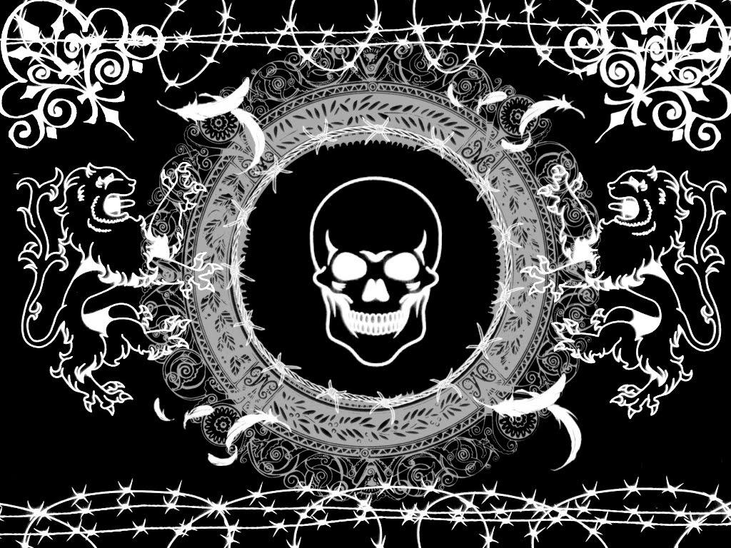 Tribal skull wallpaper clickandseeworld is all about funny tribal skull wallpaper voltagebd Choice Image