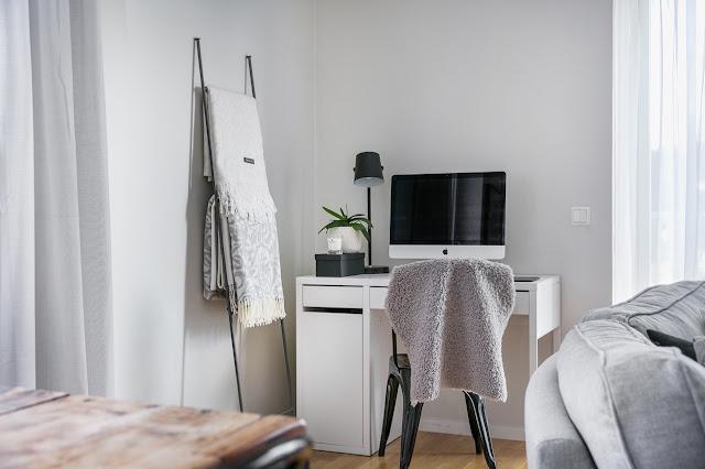 Fresh scandinavian apartment with nice details