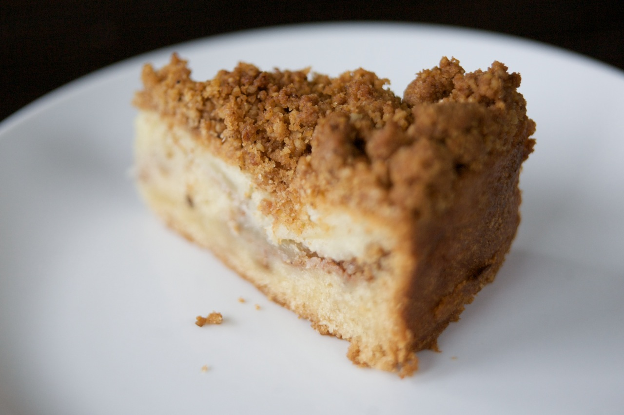 Apple Streusel Coffee Cake Bisquick
