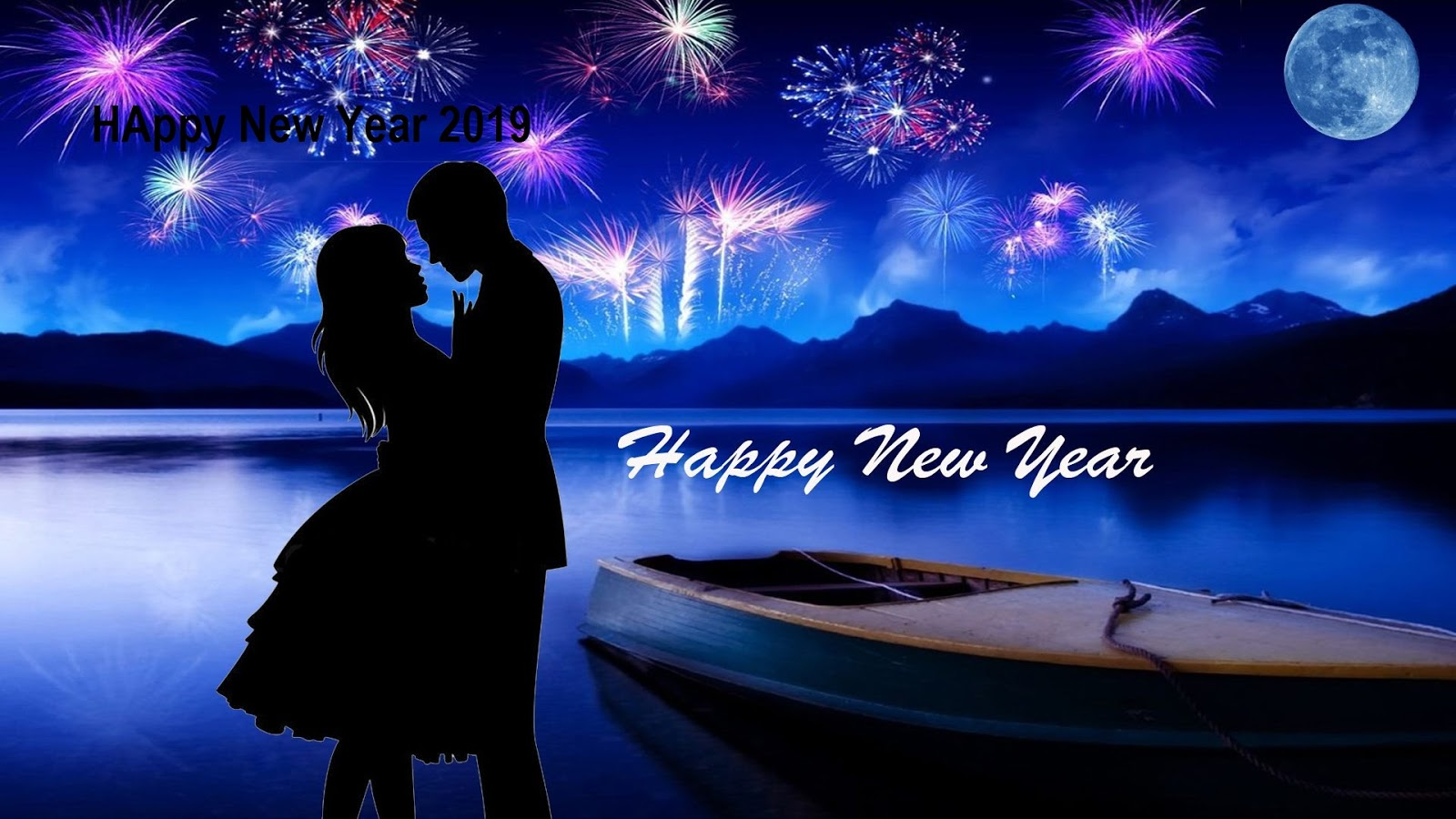 Happy New Year 2019 Hd Wallpaper Download Happy New Year 2019
