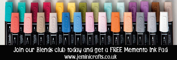 Stampin Blends club with jeminicrafts.co.uk