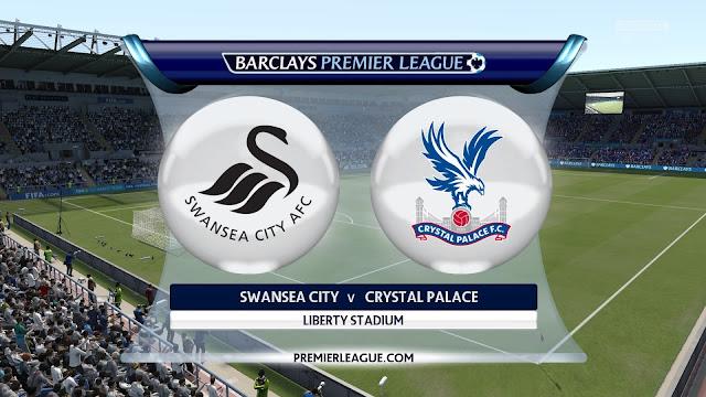 Prediksi Pertandingan Liga Inggris Swansea City vs Crystal Palace