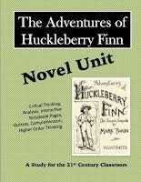 Elizabeth Chapin-Pinotti Huckleberry Finn