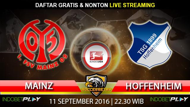 Prediksi Mainz vs Hoffenheim 11 September 2016 (Liga Jerman)