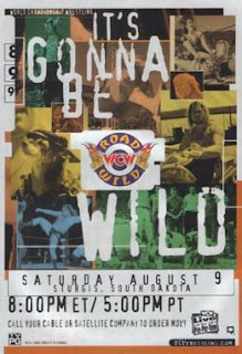 WCW Road Wild 1997 Review - Event Poster