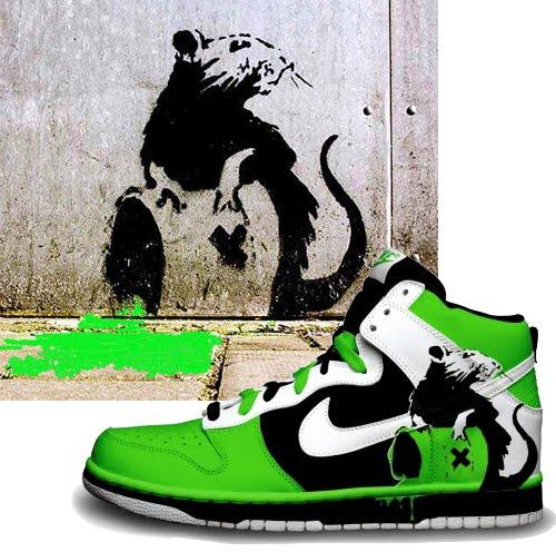 Bubble Nike Shoes
