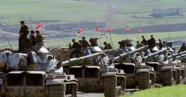 Κόκκινος συναγερμός στα σύνορα Τουρκίας - Ιράκ