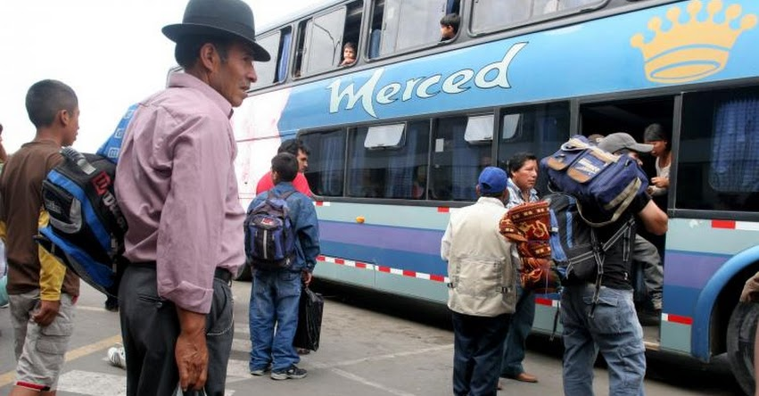 TERMINAL DE YERBATEROS: Clausuran terminal terrestre por carecer medidas de seguridad