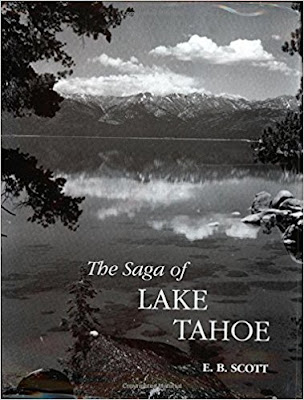 The Saga of Lake Tahoe Book Cover Image