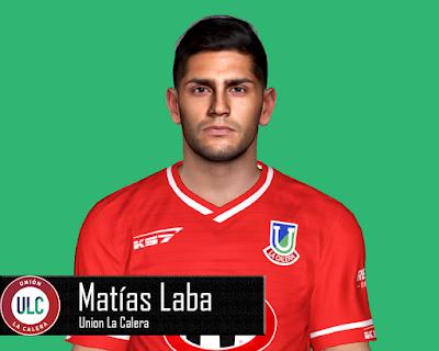 PES 2017 Faces Matías Laba by Seba_Facemaker