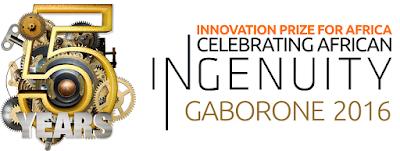 Africa Innovation Prize 2016