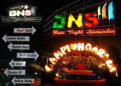Batu Night Spectacular ( BNS )