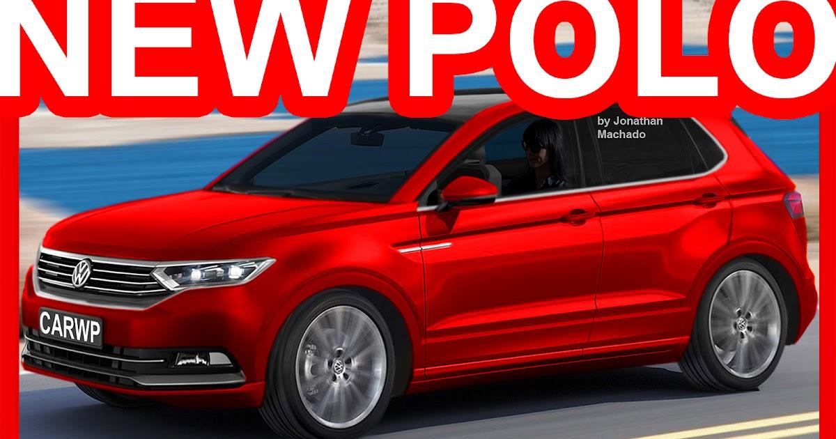CARWP: Novo Volkswagen Polo 2018 @ T-Cross Breeze Concept #VW