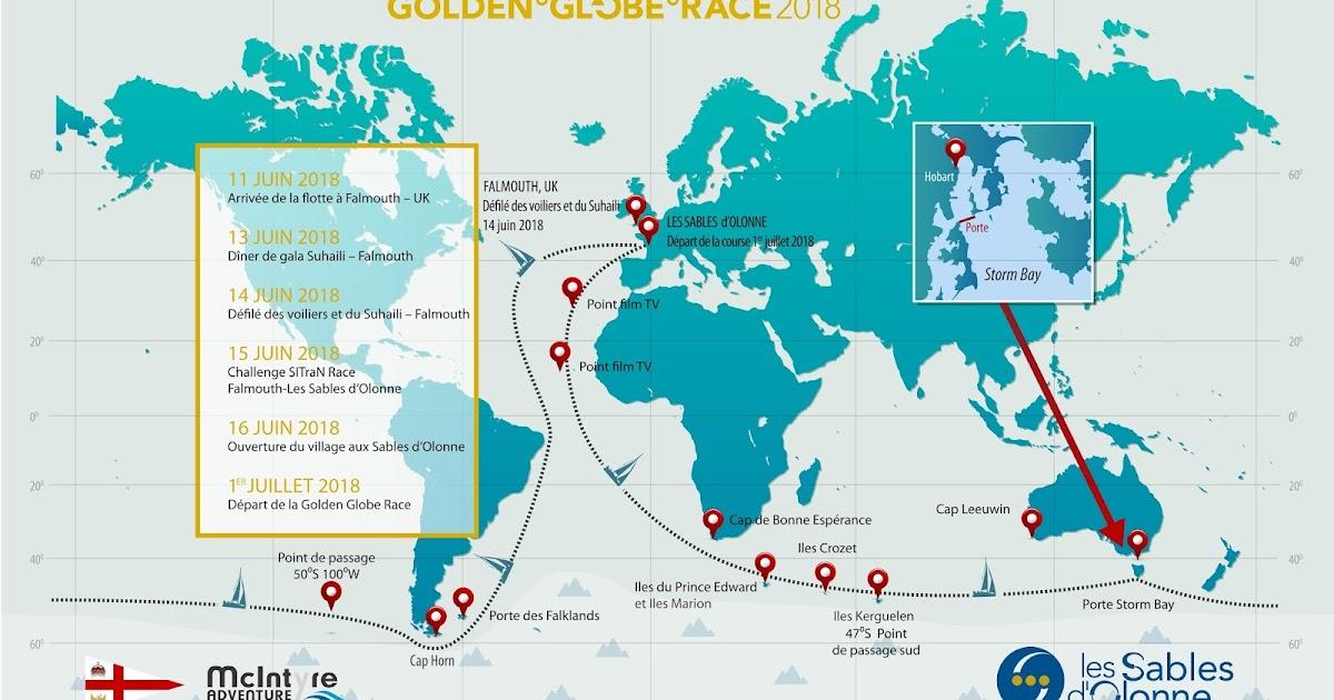 tour du monde la golden globe race rena t en 2018 les. Black Bedroom Furniture Sets. Home Design Ideas