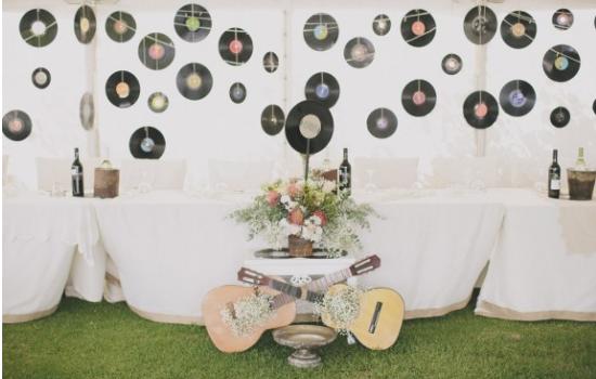 matrimonio tema musica, rock'n'roll wedding