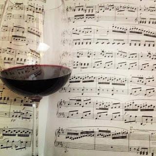 El vino y la música