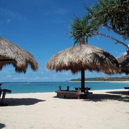 Menikmati Ketenangan di Nusa Dua Bali