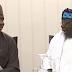 Saraki and El-Rufai  persuaded Buhari not to pick me as his Vice Presidential candidate- Bola Tinubu