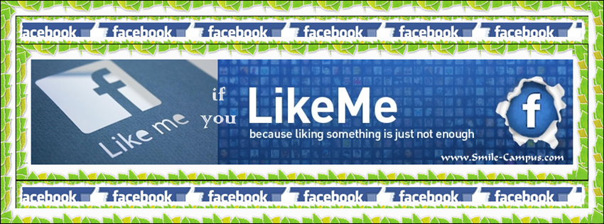 Custom Facebook Timeline Cover Photo Design Pattern - 3