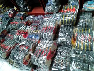 Stock Sandal Sancu, Sandal Boncu siap di order