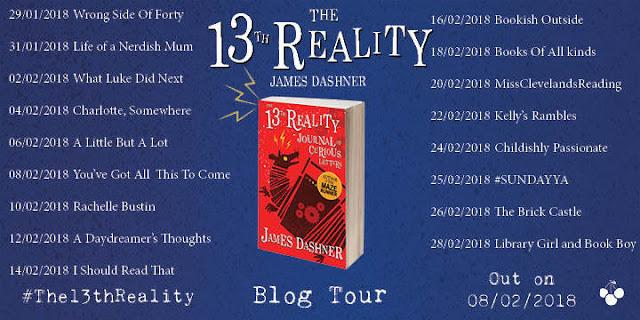 James Dashner Tour Dates