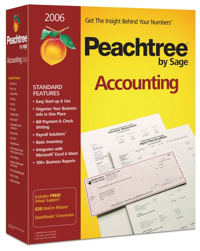 Accounting software: peachtree accounting software 2010 free download.