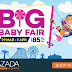 Kempen Big Baby Fair Di Lazada | Lazada Big Baby Fair
