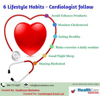 6 Lifestyle Habits Cardiologists follow to protect heart