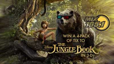 The Jungle Book 3D Movie Download SBS 720p Hindi - Tamil - Eng Download 1.8GB