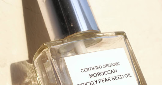 review Brisuthi Moroccan Prickly Pear Seed Oil