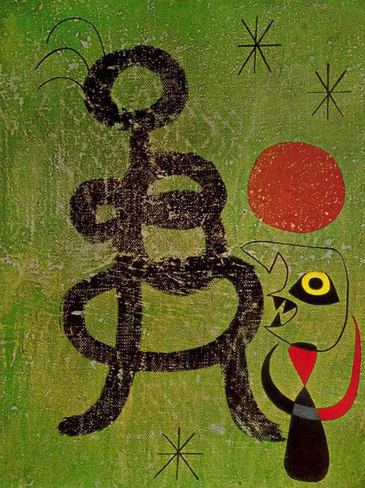 Joan Miró 1893-1983 | Spanish surrealist painter