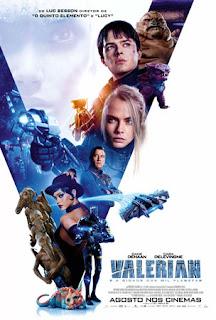 Valerian e a Cidade dos Mil Planetas - filme