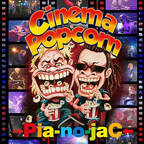 [Album] →Pia-no-jaC← – Cinema Popcorn (2016.08.03/MP3/RAR)